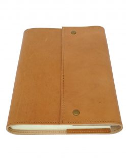 Leren notitieboek Savannah