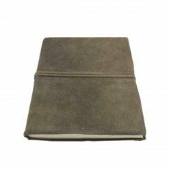 Suede notitieboekje