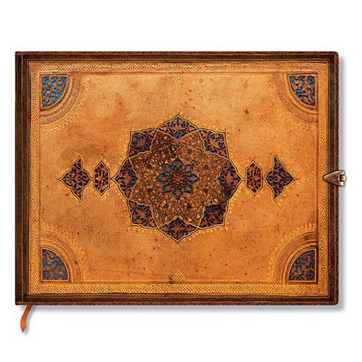 Condoleanceboek Paperblanks Safavid