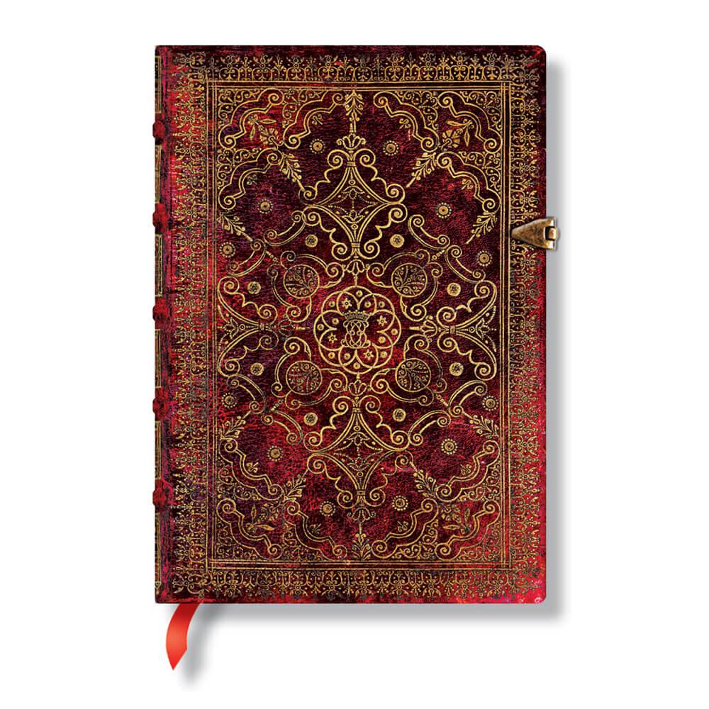 Paperblanks notitieboek Carmine midi
