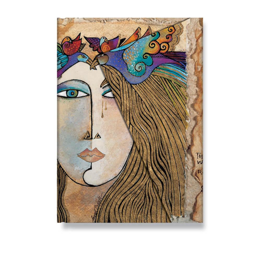 Paperblanks notitieboek Soul & Tears midi