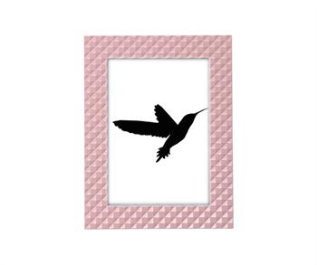 Present time fotolijst poeder roze large