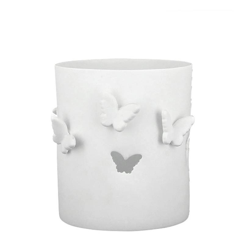 Waxinelichthouder vlinder klein