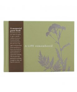 Condoleance boek A Life Remembered