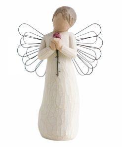 Willow Tree beeldje Loving Angel