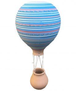 Gedenksballon blauw
