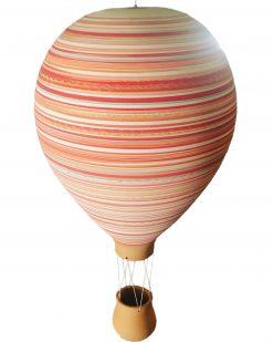 gedenksballon rood - groot