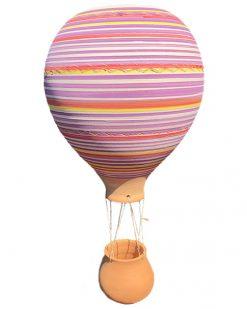 Gedenksballon paars